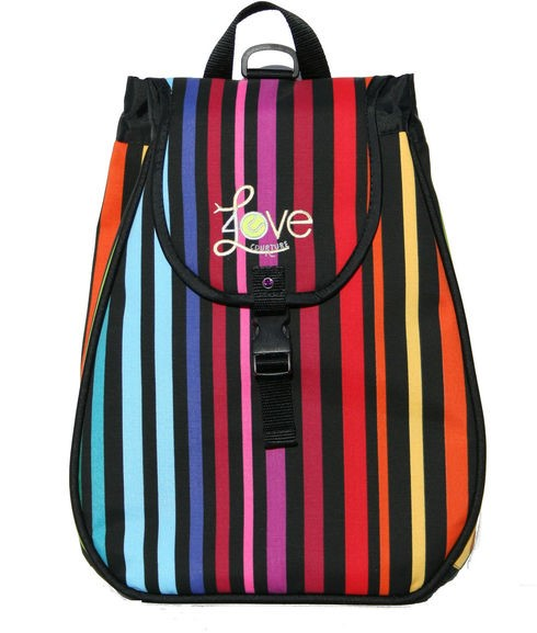 40 Love Couture Midnight Rainbow Maddie Tennis BackPack