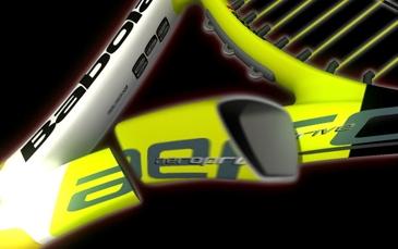 Babolat AeroModular Racket Tecnology