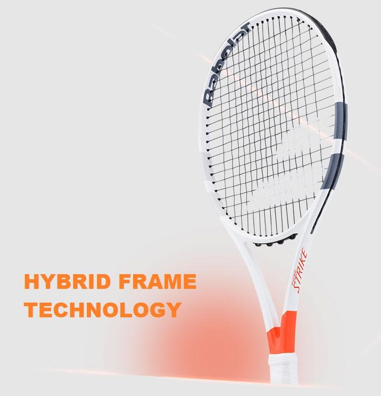 Babolat Hybrid Frame Technology