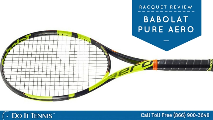Babolat Pure Aero Tennis Racquet Review