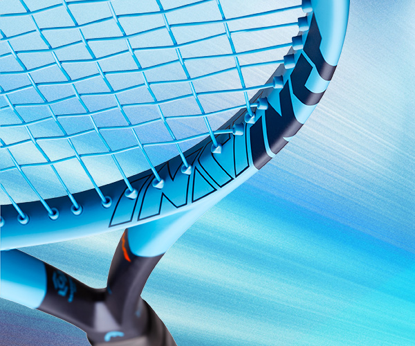 Wilson Crush Zone Technology Tennis Rackets Racquet Spin