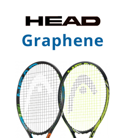 Head Graphene Tennis Racquets