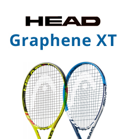 Head Graphene XT Tennis Racquets