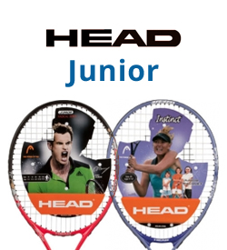 Head Junior Tennis Racquets