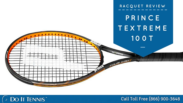 Prince Textreme 100T Tennis Racquet Review