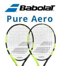 Shop Babolat Pure Aero Tennis Racquets