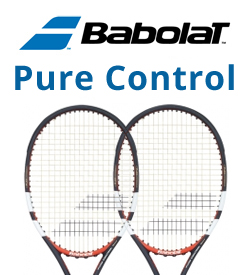 Shop Babolat Pure Control Tennis Racquets