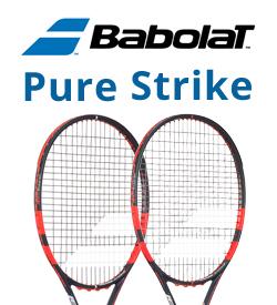 Shop Babolat Pure Strike racquets