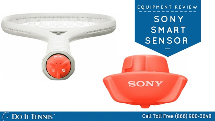 Sony Smart Sensor Tennis Racquet Buttcap Review