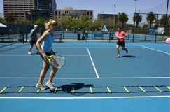 Tennis Cardio Workout