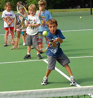 Tennis Kids' Game