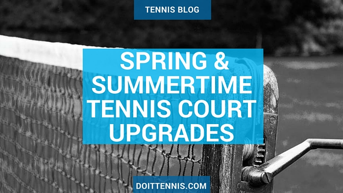 Tennis Court Equipment Reviews for Your Spring Summertime Tennis Court Upgrades