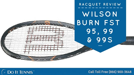 Tennis Racquet Preview 2016 Wilson Burn FTS Tennis Racquets