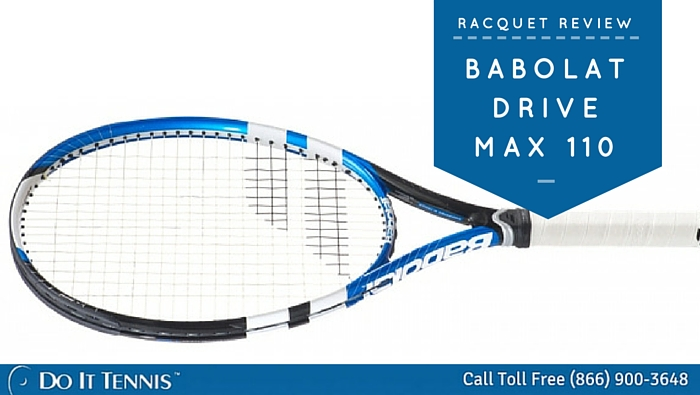 Tennis Racquet Review Babolat Drive Max 110