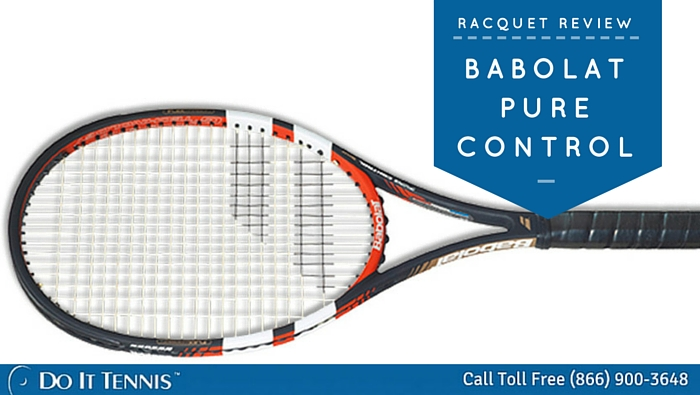 Tennis Racquet Review Babolat Pure Control