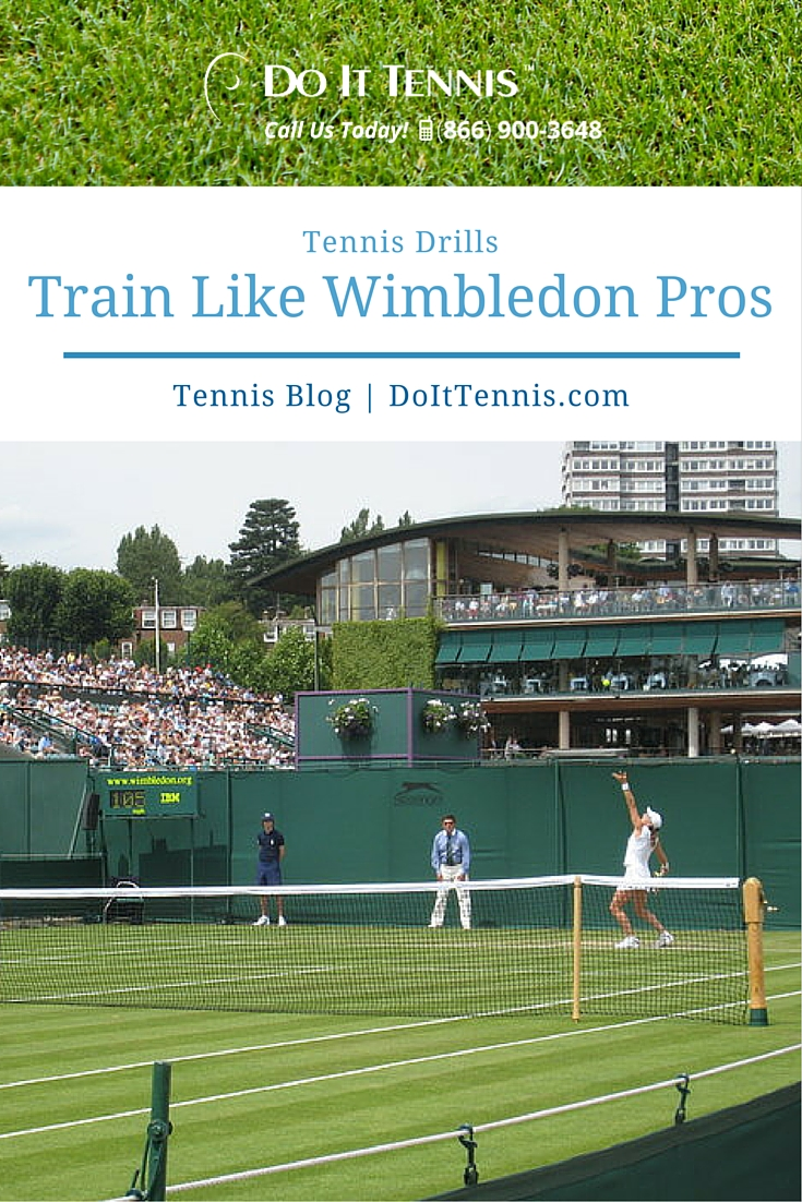 Tennis Training Tips Train Like Wimbledon Pros with These Three Tennis Drills