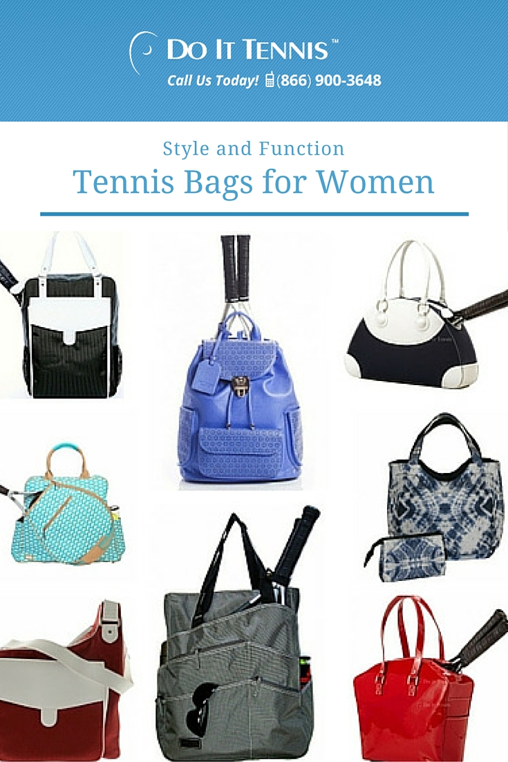 The Diversity of Tennis Bags for Women