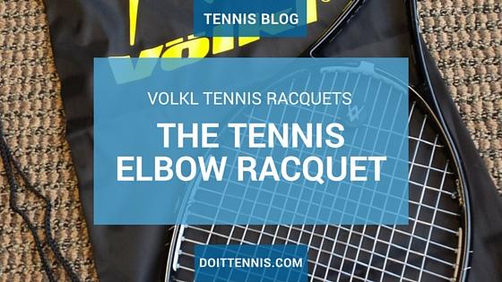 Volkl Tennis Racquets Tennis Elbow Racquets