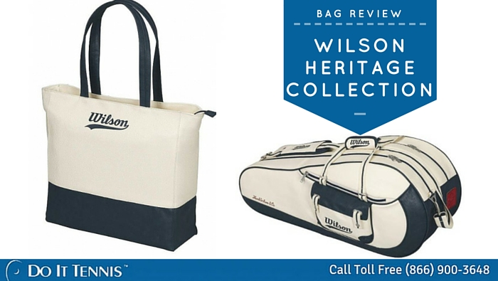 Wilson Heritage Tennis Bags for Women