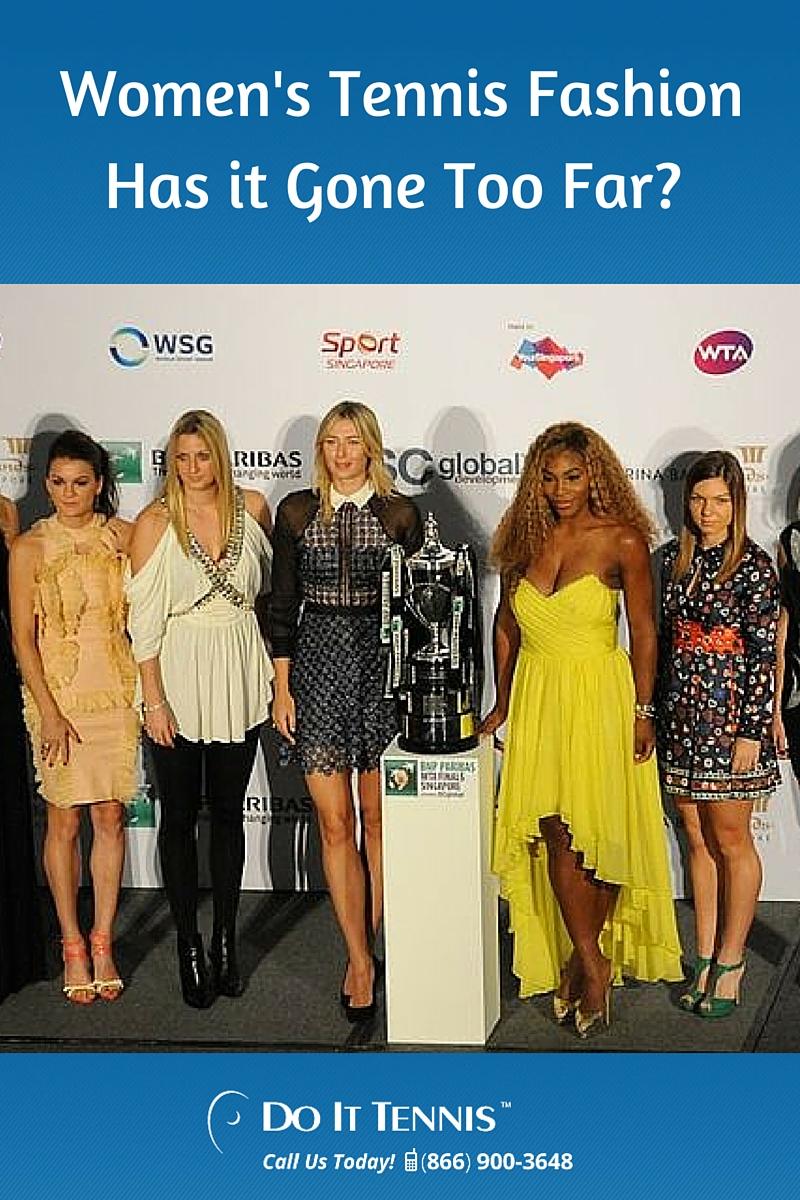 Women's Tennis Fashion