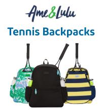 AmeandLulu Tennis Backpacks for Women