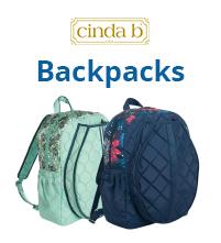 CindaB Tennis Backpacks