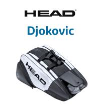 Head Djokovic Backpack and Bag Series