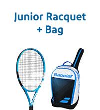 Racquet + Bag