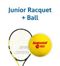Racquet + Ball