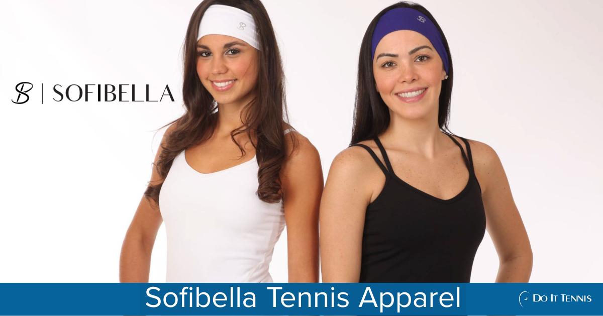 sofibella tennis apparel