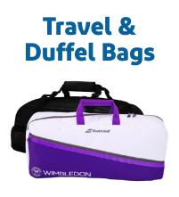 Tennis Travel Duffel Bags