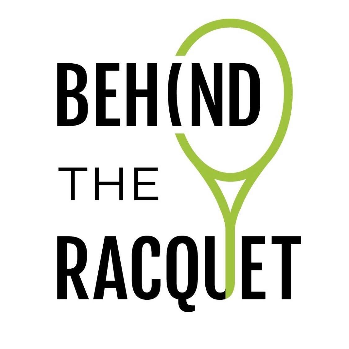 behind the racquet=