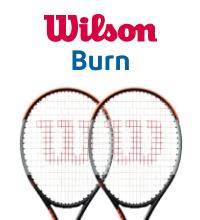Wilson Burn Racquets