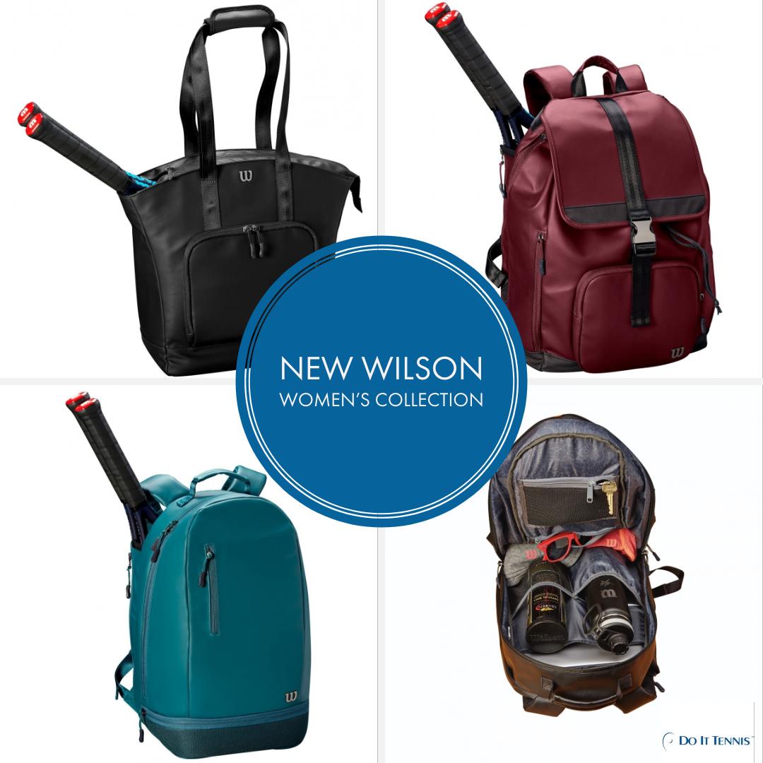 Wilson tennis bags for women