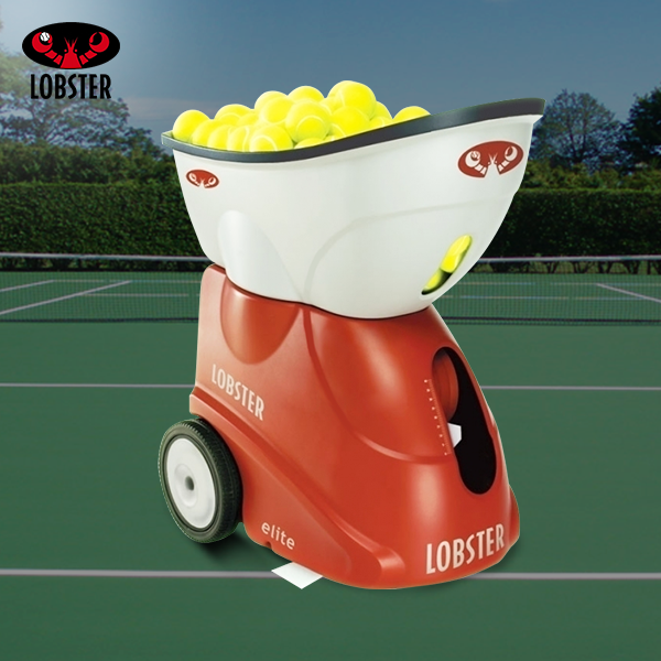 Lobster Elite Tennis Ball Machine Review and Comparison