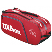 http://www.doittennis.com/bags/wilson/federer-collection-12pk-red-blk-wht.php