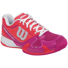 http://www.doittennis.com/wilson/womens/rush-pro-2-hardcourt-tennis-shoes-red-pink-white.php
