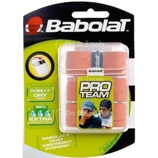 Babolat Pack Of 3 Pro Team Overgrip