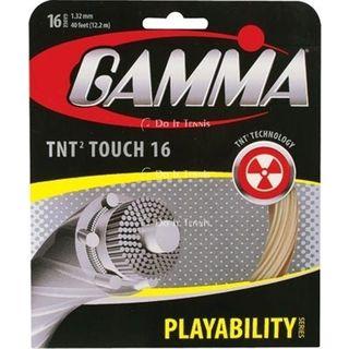Gamma TNT2 Touch 16g