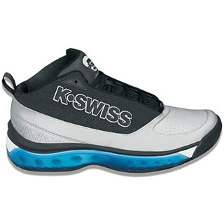 K-Swiss Men's Tubes Monfils Mid Shoes