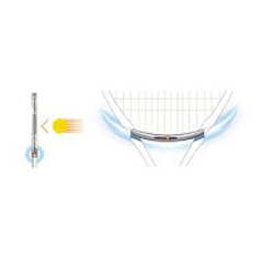 Head racquet technology