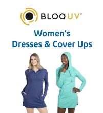 BloqUV Women's Sun Protective Dresses & Cover Ups