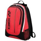 Yonex Club Racquet Backpack (Black/Red) - Tennis Backpacks