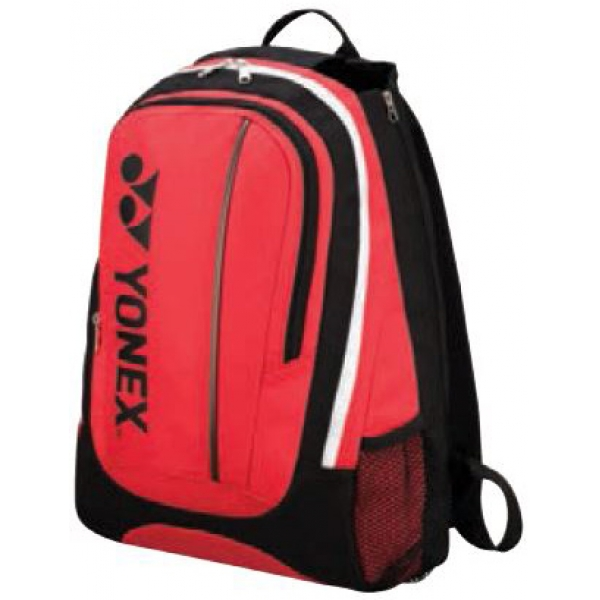 Yonex Club Racquet Backpack (Black/Red)