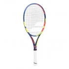 Babolat Pure Aero Junior 26 French Open (Blue/Yellow) - Player Type