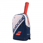 Babolat Team French Open Expandable Tennis Backpack - Babolat Tennis Racquets, Shoes, Bags and More #TennisRunsInOurBlood
