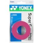 Yonex Super Grap 3-Pack (Pink) -