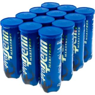 Pro Penn Marathon Extra Duty Tennis Balls (Holiday Half-Case/12 Cans)