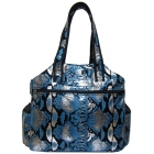 Jet Blue Dynamite Tennis Tote Bag - New Womens Bags
