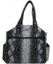 Jet Diamondback Tennis Tote Bag - Jet Bags